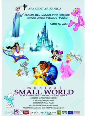 Poster Small World